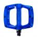 DMR Bikes V8 NEW pedály - Deep Blue Metallic - modré