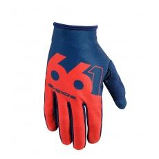661 Comp Slice rukavice - Navy/Red