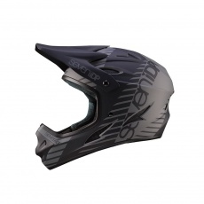 7idp - SEVEN helma M1 DĚTSKÁ Tactic Black/Graphite (58) - YM