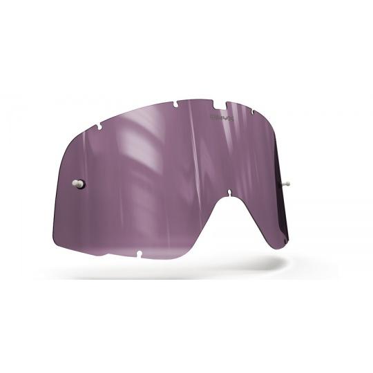 plexi pro brýle 100% Barstow, ONYX LENSES (fialové s polarizací)