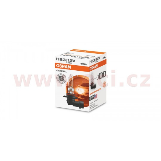 žárovka HB3 12V 60W (patice P20d) OSRAM