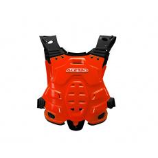 ACERBIS motokrosový chránič hrudi Profile Orange