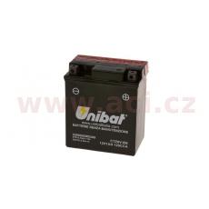 baterie 12V, FTZ8V SLA, 7,4Ah, 120A, bezúdržbová MF AGM 114x71x131 FULBAT (aktivovaná ve výrobě)