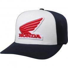 Pánská čepice Fox Honda Flexfit Hat Midnight