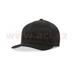 kšiltovka BLAZE, ALPINESTARS (černá)