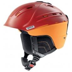 helma UVEX P2US, blood-orange mat (S566178300*)