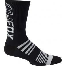 "Cyklo ponožky Fox 8"" Ranger Sock Black"