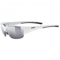 2021 UVEX BRÝLE BLAZE III, WHITE BLACK/SILVER (8216)*
