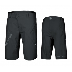 KELLYS Cyklokalhoty volné STOKE black - XL