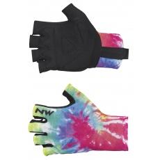 Pánské rukavice Northwave Switch ine Short Gloves Rainbow