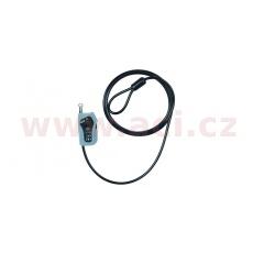 lanový zámek na číselný kód (délka 200 cm, tloušťka 5 mm), ABUS