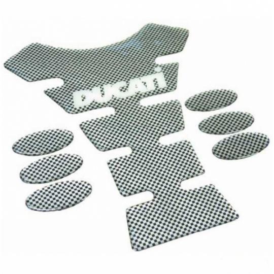 Tankpad BIKE-IT DUCATI TPDSP carbon