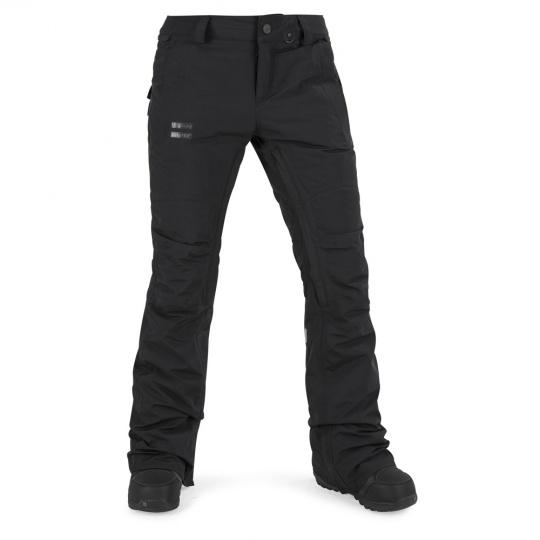 Dámské kalhoty Volcom Knox Ins Gore Pnt Black