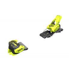 lyžařské vázání TYROLIA binding Attack2 18 X GW W/O brake [A], flash yellow, AKCE