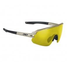 KELLYS Sluneční brýle KLS Cyclone HF, Sandstorm Grey