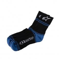 Ponožky Alpinestars MTB Summer Socks Black/Blue