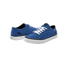 Pánské boty Volcom Leeds Suede Shoe Bold Blue