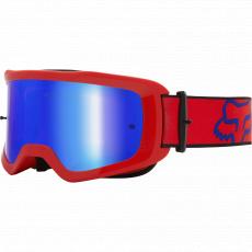 Pánské brýle Fox Main Oktiv Goggle - Spark Fluo Red