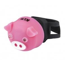 KELLYS Osvětlení zadní KLS PIGGY, pink