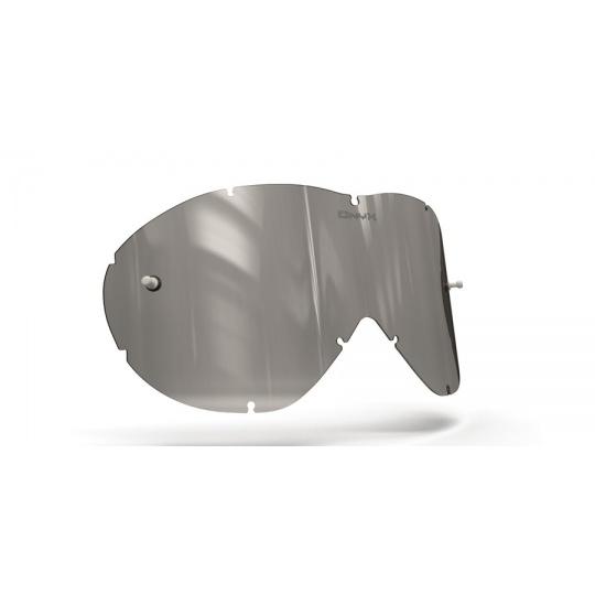 plexi pro brýle SMITH SONIC, ONYX LENSES (šedé s polarizací)