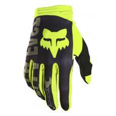 Pánské rukavice Fox 180 Illmatik Glove Dark Purple