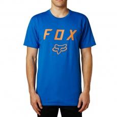 Pánské triko Fox Contended SS Tech Tee Dusty Blue