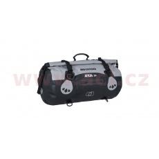 vodotěsný vak Aqua T-30 Roll Bag, OXFORD (šedý/černý, objem 30 l)