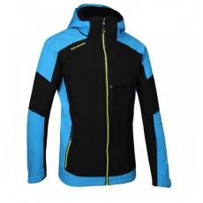 Pánská lyžařská bunda BLIZZARD STUBAI Blue/Black