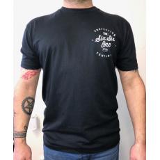 Pánské triko 661 Protection Company Black
