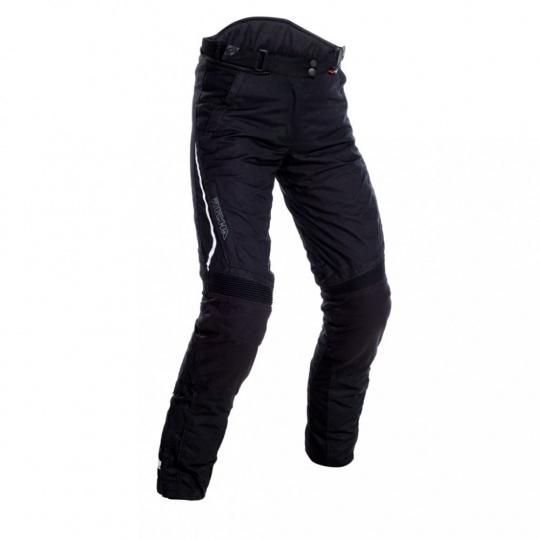 Dámské moto kalhoty RICHA CAMARGUE EVO černé zkrácené