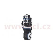 rukavice RP-5 2.0, OXFORD, dámské (bílá/černá/modrá)