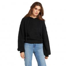 Dámský svetr Volcom toney Beach weater Black