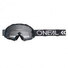Brýle O´Neal B-20 STRAIN černá/bílá