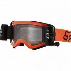 Pánské brýle Fox Airspace Stray-Roll Off Goggle Fluo Orange