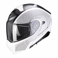 Moto přilba SCORPION EXO-930 CIELO perleťově bílo/černá
