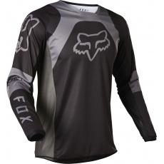 Pánský MX dres Fox 180 Lux Jersey Black/Black
