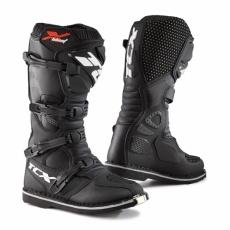 Moto boty TCX X-BLAST černé