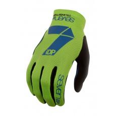 7idp Seven Transition rukavice Lime / Navy Blue