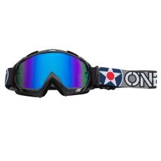Brýle O´Neal B-10 WARHAWK černá/šedá modrá radium