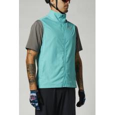 Cyklo vesta Fox Ranger Wind Vest Teal