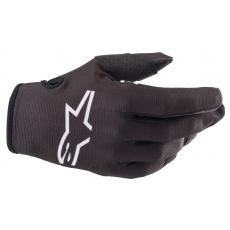 rukavice RADAR 2022, ALPINESTARS, dětské (černá)