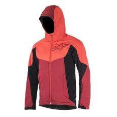 Alpinestars Milestone 2 Jacket Rio Red - velikost M