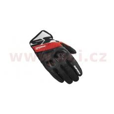 rukavice FLASH R EVO, SPIDI (černá/červená)