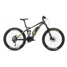 "Haro Shift Plus I/O 5 e-bike 27,5 plus "" celoodpružené (140 mm)"