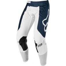 Pánské MX kalhoty Fox Airline Pant Navy/White