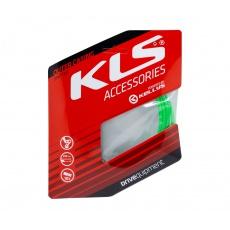 KELLYS Bowden řazení KLS 250 cm, green, 1pc
