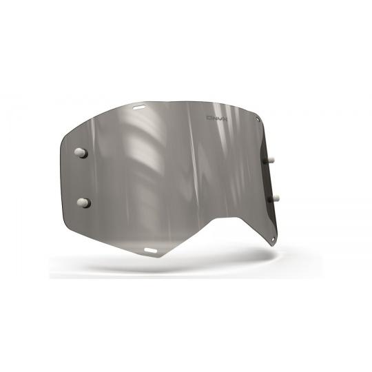 plexi pro brýle SCOTT PROSOECT, ONYX LENSES (šedé s polarizací)