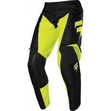 MX kalhoty SHIFT WHIT3 LABEL RACE PANT 1 Flo Yellow