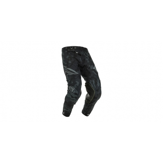 kalhoty EVOLUTION 2020, FLY RACING -USA (černá/šedá)