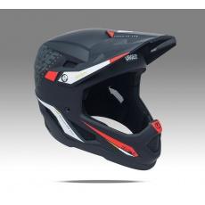 URGE Deltar helma - Black - černá